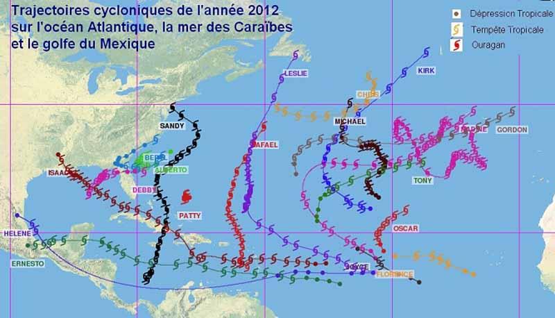 Image d'illustration pour Tempête tropicale Andrea - Cuba - Floride