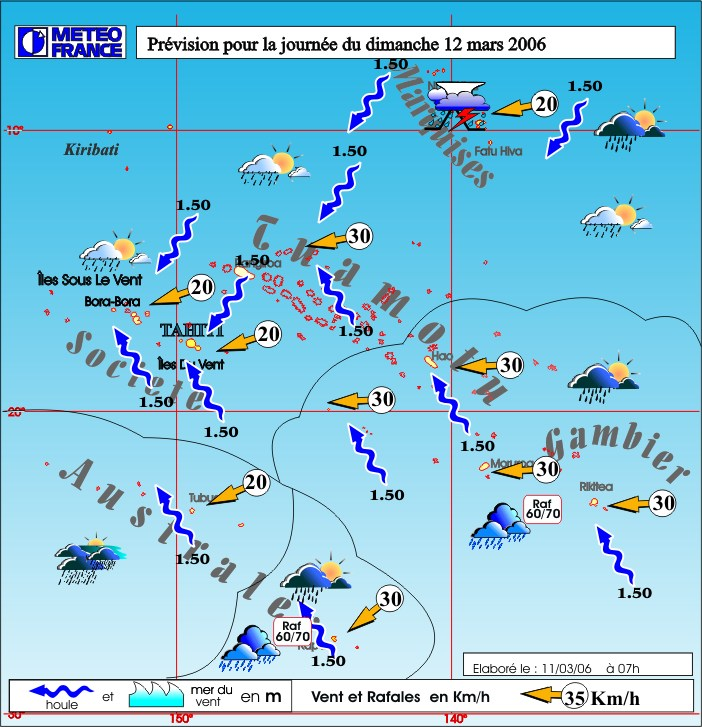 France Meteo Map Click Here For Meteo France in
